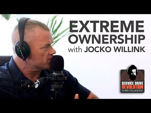Leadership Training Fundamentals with Navy SEAL Jocko Willink: Service Drive Revolution #6