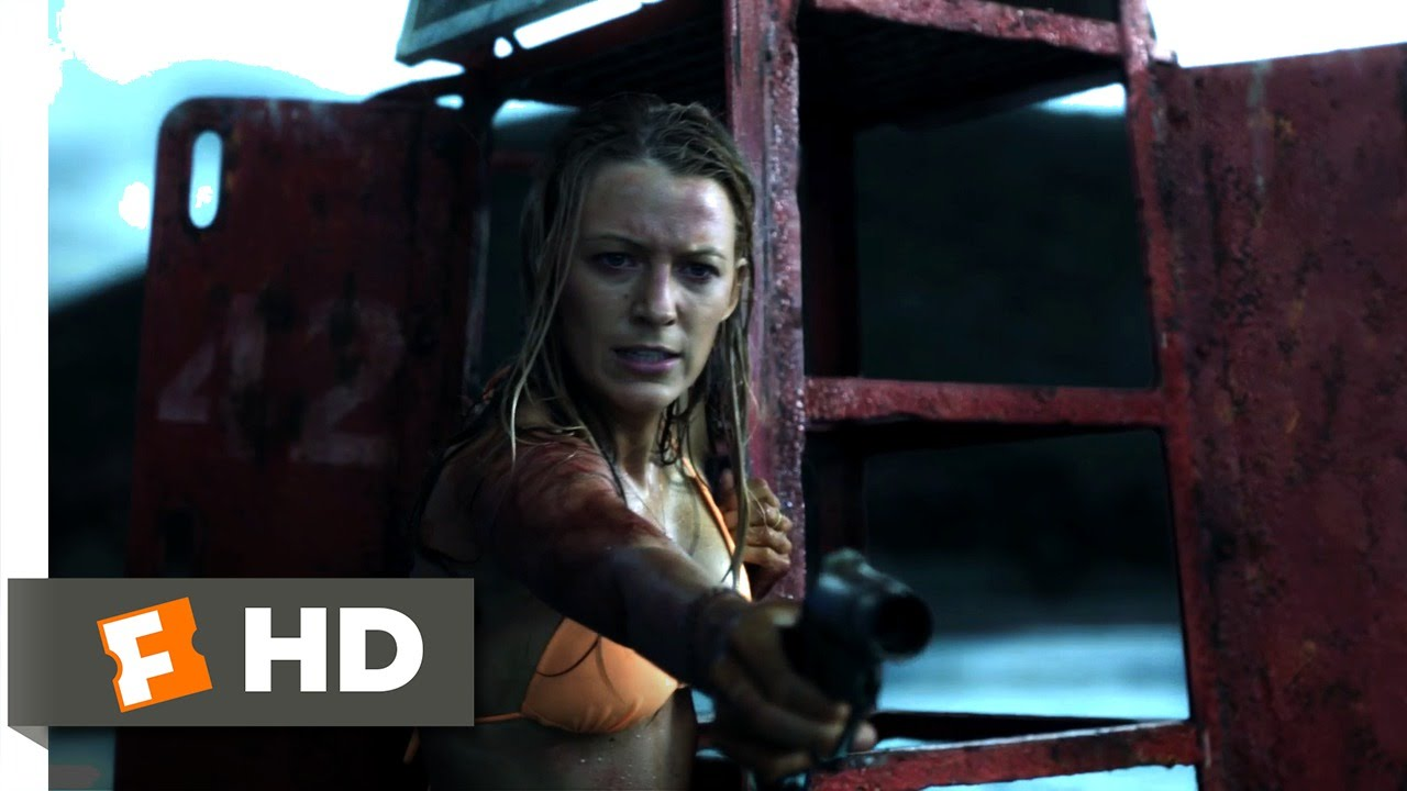 the shallows 910 movie clip fighting with fire 2016