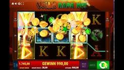 Wild Rapa Nui | Bally Wulff | Online Casino | Big Win | 3x Freispiele