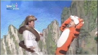 모여라 딩동댕 - 충치대장 나잘이와 더잘이 / 용이 된 뱀_#002