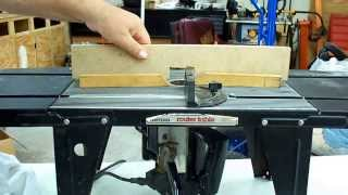Router Table Revival