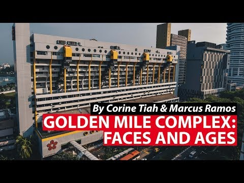 The Faces And Ages Of Golden Mile Complex | CNA Insider