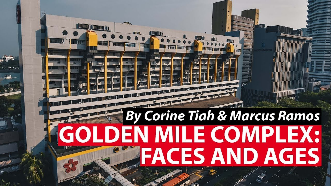 2b9951ab36a The Faces and Ages of Golden Mile Complex