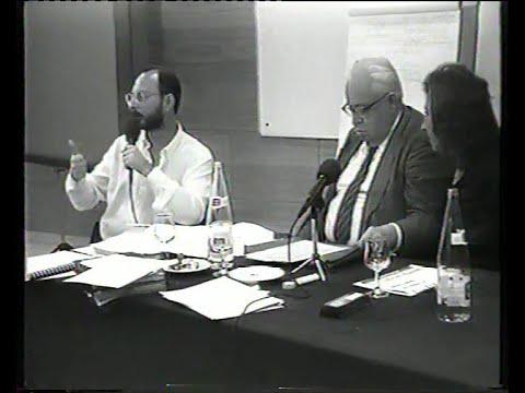 """Curso realizado en 1997: """"Aprender inmunología""""  con Dr. Alfred Hässig (Parte 1)"""