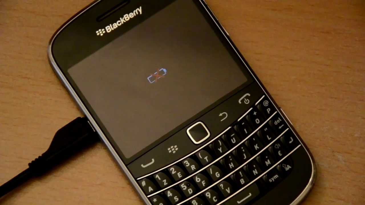 blackberry bold battery runs down quickly
