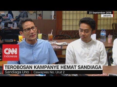 Surprise Meet Up, Terobosan Kampanye Hemat Sandiaga Mp3