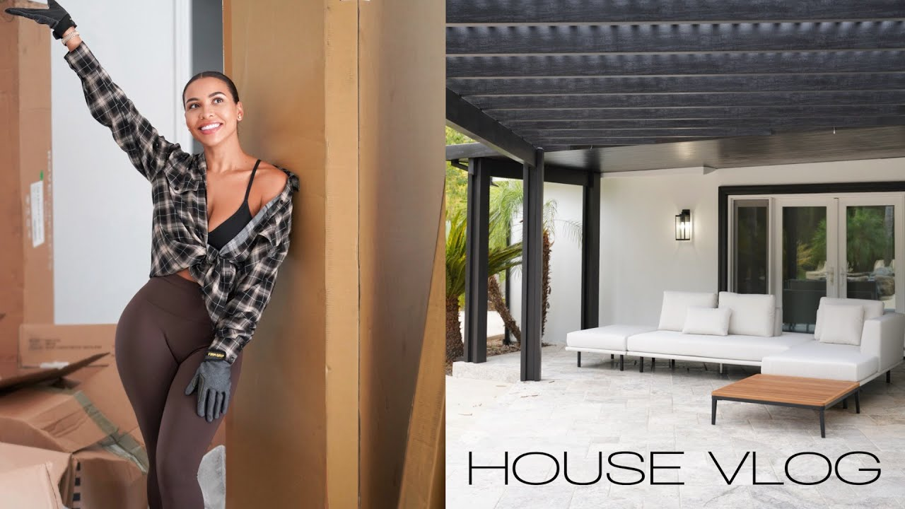 HOUSE UPDATE PART 1 | VLOG 3