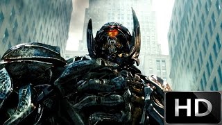 Autobots Storm Chicago - Transformers Dark Of The Moon 2011 Movie Clip Blu-ray HD Sheitla