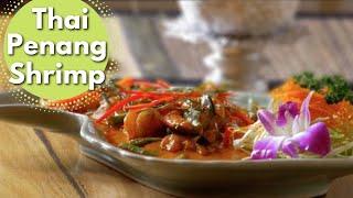 Thai Food Famous Penang Prawn (shrimp) Recipe