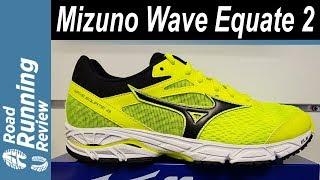 Mizuno Wave Equate 2   Primer precio con Wave y soporte