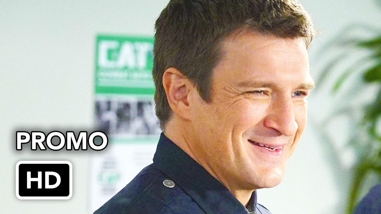 """Download The Rookie 1x10 Promo """"Flesh and Blood"""" (HD) Nathan Fillion series"""
