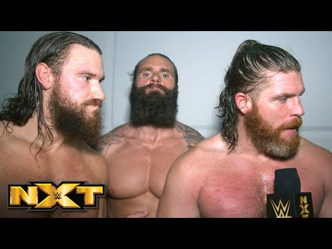 The Forgotten Sons see no threats in the Dusty Classic Semifinals: NXT Exclusive, March 6, 2019
