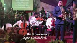 Jerry Omole - This God is too Good by Nathaniel Bassey (SAX COVER)