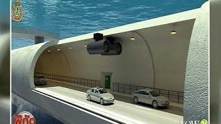 อุโมงค์รถวิ่งใต้น้ำนอร์เวย์ ลดเวลาเดินทาง