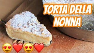 Ricetta golosa: Torta della nonna con kitchenaid