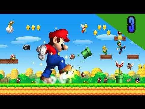 New Super Mario Bros. DS ITA [3] Un Deserto Tropicale Sulle Nuvole Sull'Acqua? Confusione Mariesca?