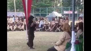 Lomba Puisi Giat Prestasi Pramuka Kepulauan Seribu SMKN 61
