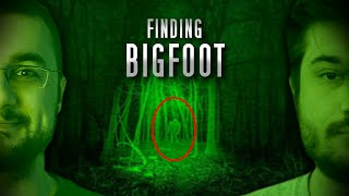 FINDING BIGFOOT - A caccia di Piedone