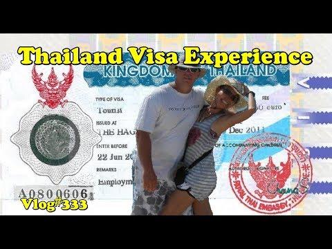 Thailand Visa Experience