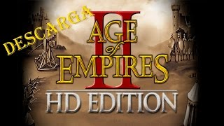 Repeat youtube video Descarga e Instala Age of Empires HD edition Full y en Español