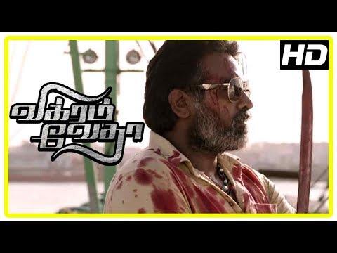 Vikram Vedha Movie Scenes | Vijay Sethupathi reveals truth about Prem | Madhavan