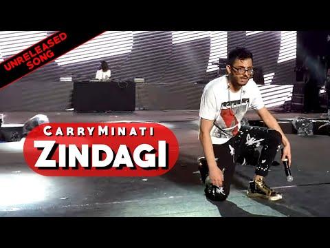 Zindagi - CARRYMINATI X Wily Frenzy | CRIED ON STAGE @Tattle Box