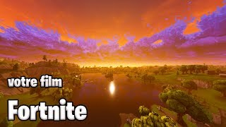 CREER YOUR PROPRE FILM OF ANIMATION ON FORTNITE!! Help for the Vbucks epic games contest