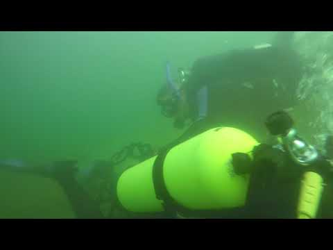 Public Safety Search and Recovery Diver