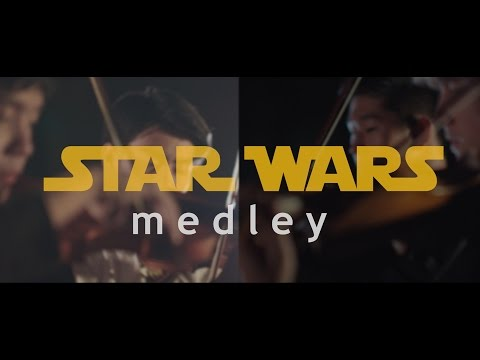Star Wars Medley - Orchestral Cover