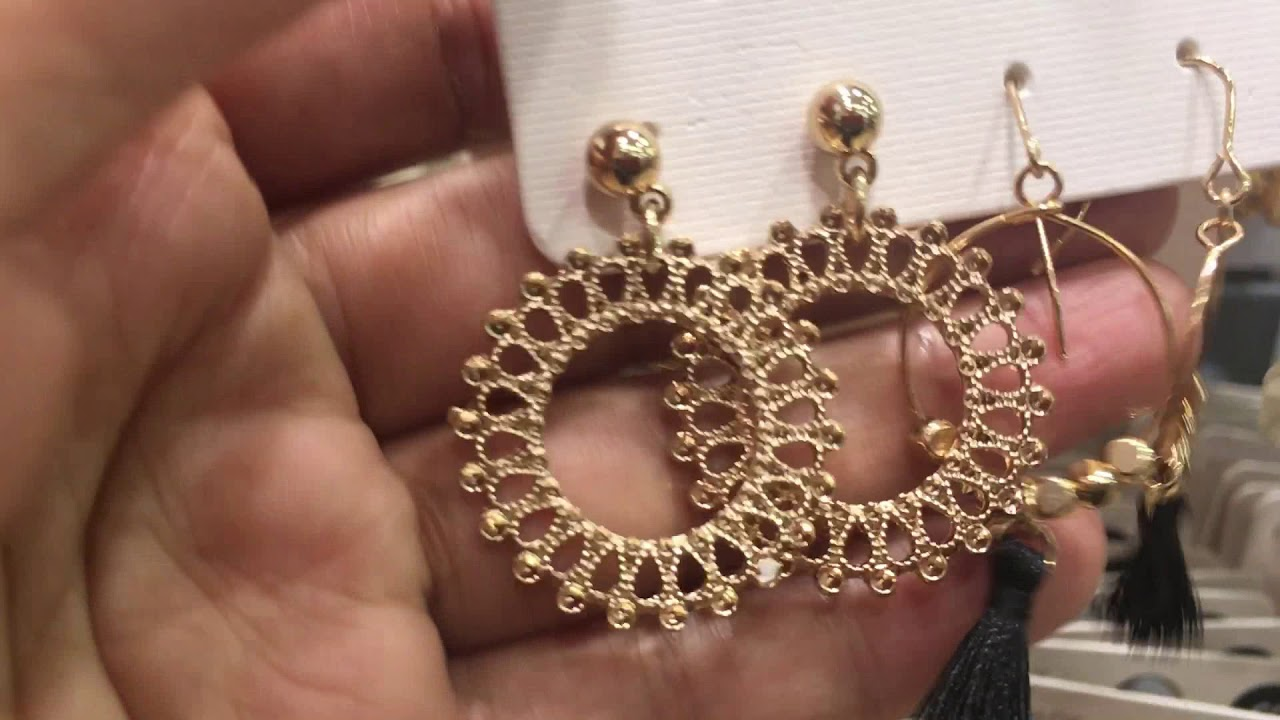 [VIDEO] - NEW PRIMARK JEWELLERY COLLECTION || PRIMARK LATEST 4