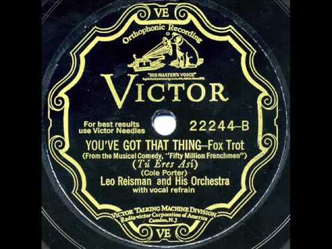 Leo Reisman & His Orchestra -