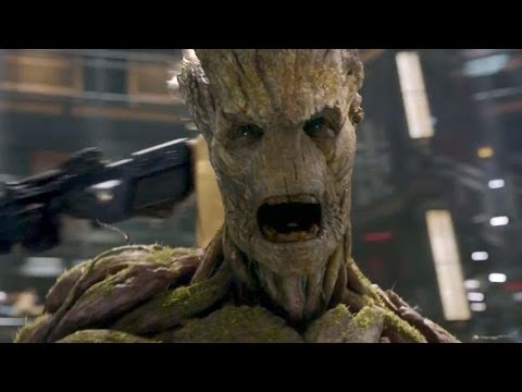 """GUARDIANS OF THE GALAXY """"GROOT """" Character Trailer"""