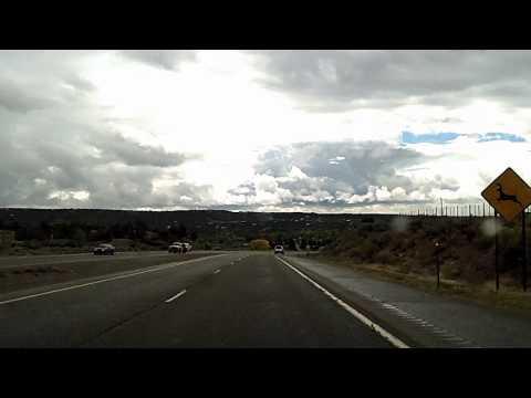 Durango, Colorado to Aztec & Bloomfield, New Mexico Dashcam