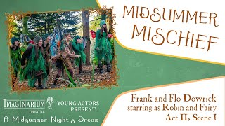 Midsummer Mischief - Frank and Flo Dowrick