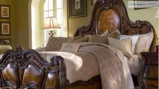 Chateau Beauvais Bedroom Collection From Aico Furniture