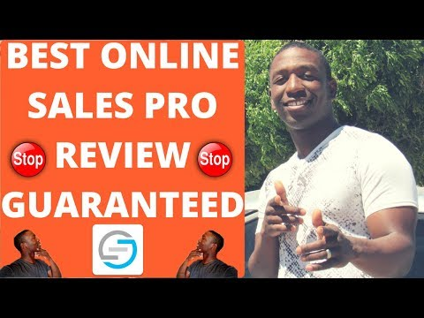 Online Sales Pro Review -👊HOW TO DOMINATE ONLINE SALES PRO 👊