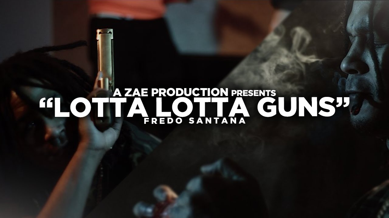 Fredo Santana - Lotta Lotta Guns (Official Video)