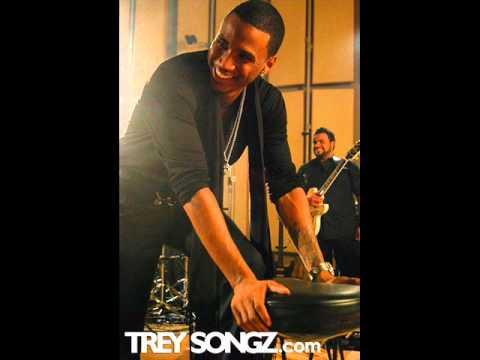 Trey Songz - Already taken (music video with pics)