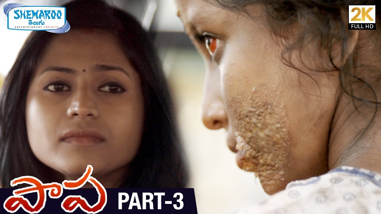 Paapa Telugu Horror Full Movie HD | Deepak Paramesh | Jaqlene Prakash | Part 3 | Shemaroo Telugu