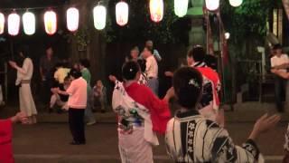 善徳寺納涼盆踊り大会 東京音頭 (暁寿会)その他