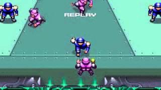 GBA Speedball 2 Brutal Deluxe