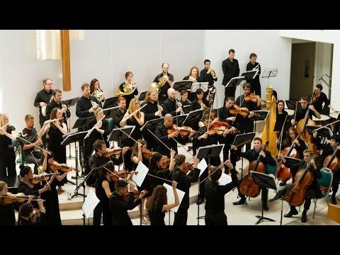 Mahler: Symphony 4 • Kaleidoscope Chamber Orchestra; Janai Brugger, soprano