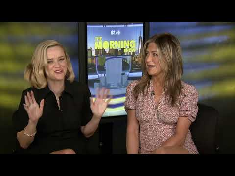 Season 2 Of THE MORNING SHOW - JENNIFER ANISTON & REESE WITHERSPOON