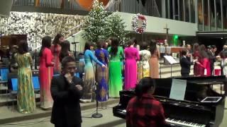Bé Hiền Dạo Piano - Mùa Đông Năm Ấy