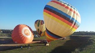 19º Festival Internacional Rubis Gás Balões de Ar Quente 2015, Fronteira, Alentejo.