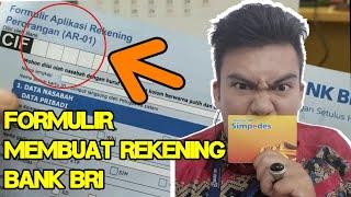 Download CARA MEMBUAT REKENING TABUNGAN BRI TIDAK ADA NPWP BISA BUAT TABUNGAN BANK BRI VIDEO DENY DENNTA Mp3 and Videos