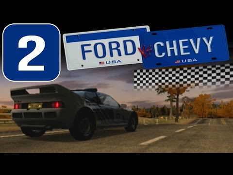 Ford vs. Chevy [HD][PS2] - Stage #2 - Off Road League