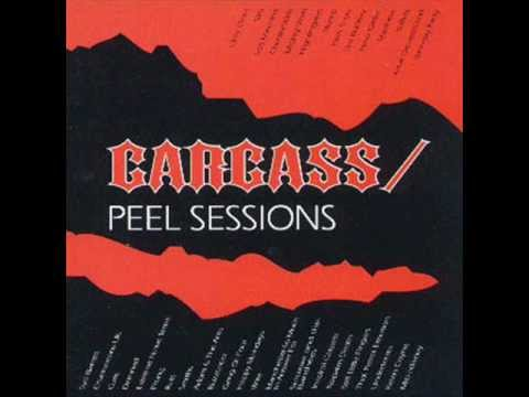 CARCASS - Peel Sessions (1989) [Full EP]