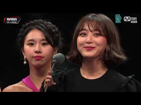 Song of the Year Twice (MAMA Awards in Hong Kong)