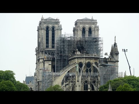 Day after devastating Notre Dame Cathedral fire, millions in donations pour in